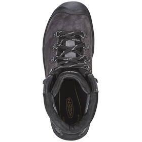 Keen Feldberg WP Shoes Men Gargoyle/Black